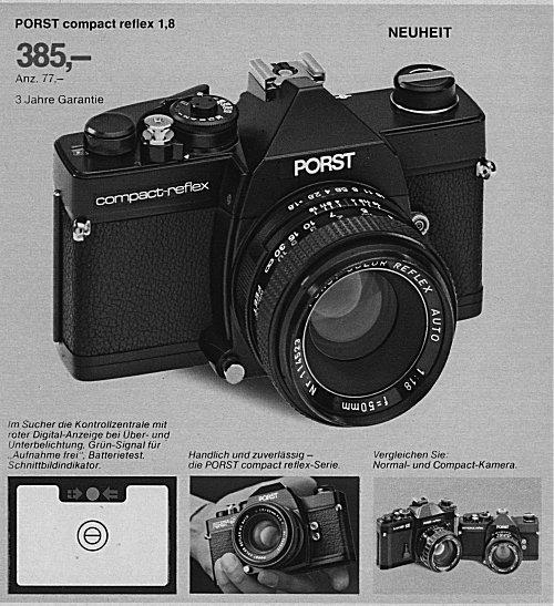 PORST compact-reflex SP