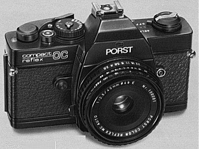 PORST compact reflex OC