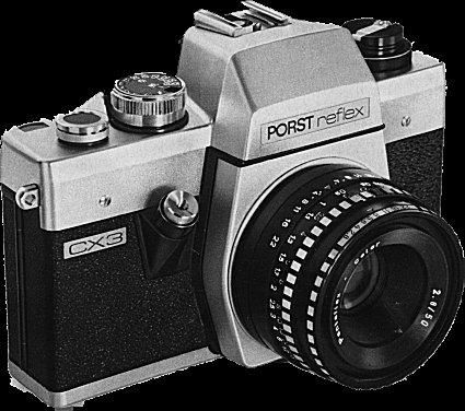 PORST reflex CX-3