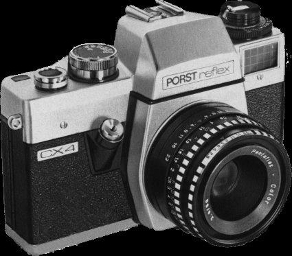 PORST reflex CX-4