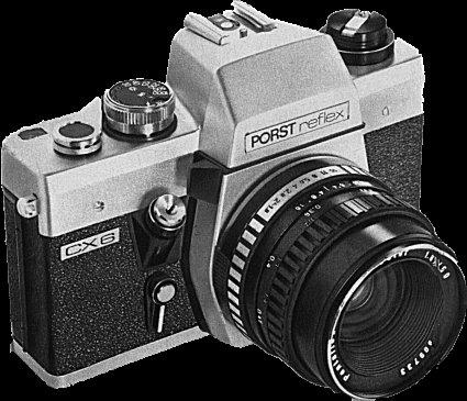 PORST reflex CX-6