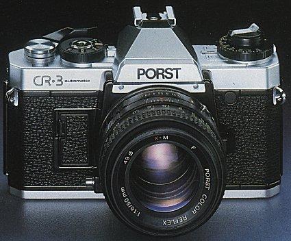 PORST CR-3