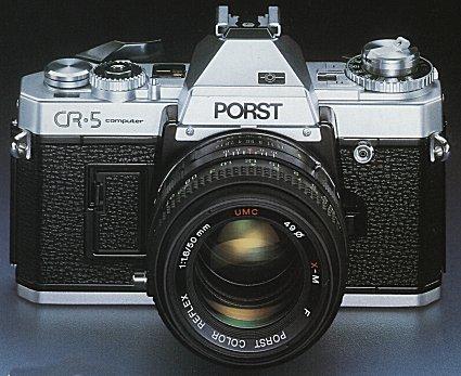 PORST CR-5 computer