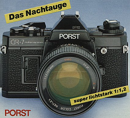 PORST CR-7 multiprogramm