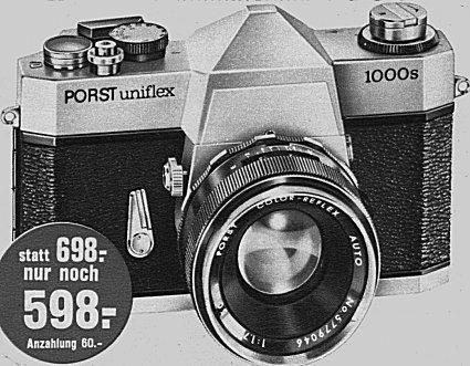 PORST uniflex 1000s