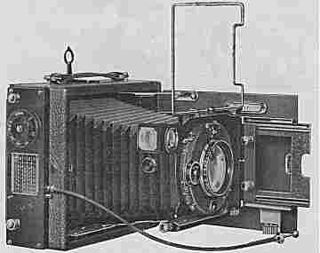 Zwieverschluss-Kamera 1927
