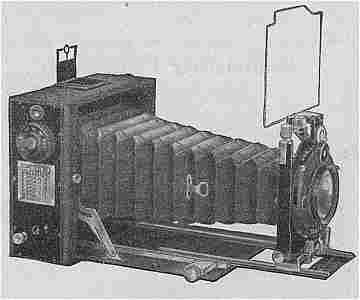 Zweiverschluß-Kamera 1927
