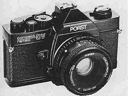 PORST compact reflex OV