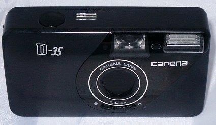 carena D35 schwarz