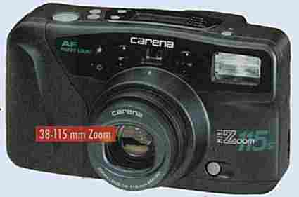 carena Mini-Zoom 115 S