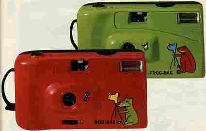 PORST dogbag / frogbag