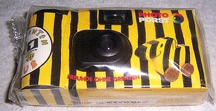PORST Tigerenten Kamera