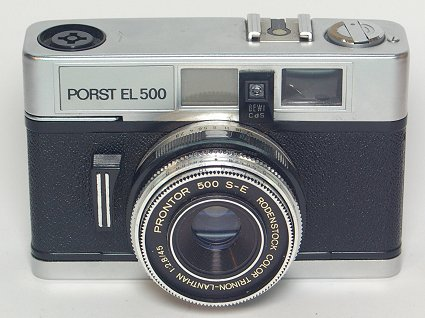 Porst EL 300 24x36mm
