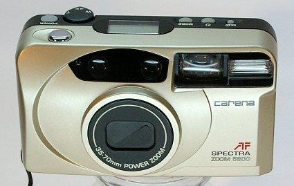carena AF spectra zoom 5800