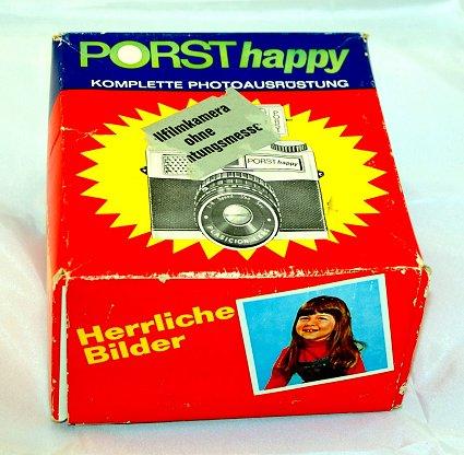 PORST happy Verpackung