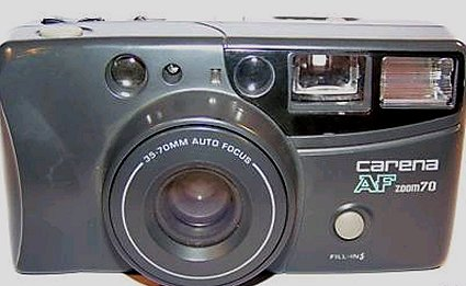 carena AF zoom 70