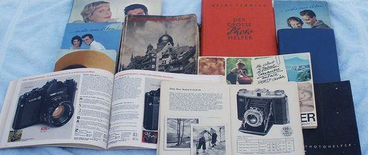 PORST Kataloge und Druckschriften