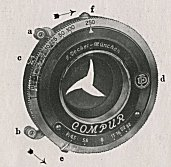 Verschluss Compur